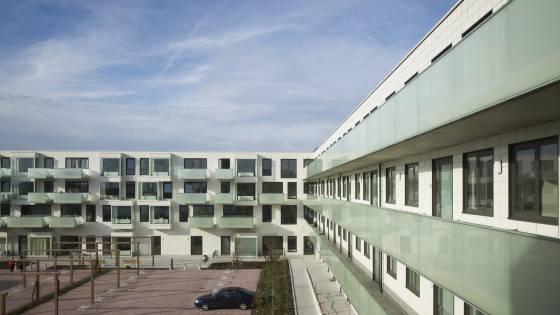 Ijburg block 128 dp6 architecture studio